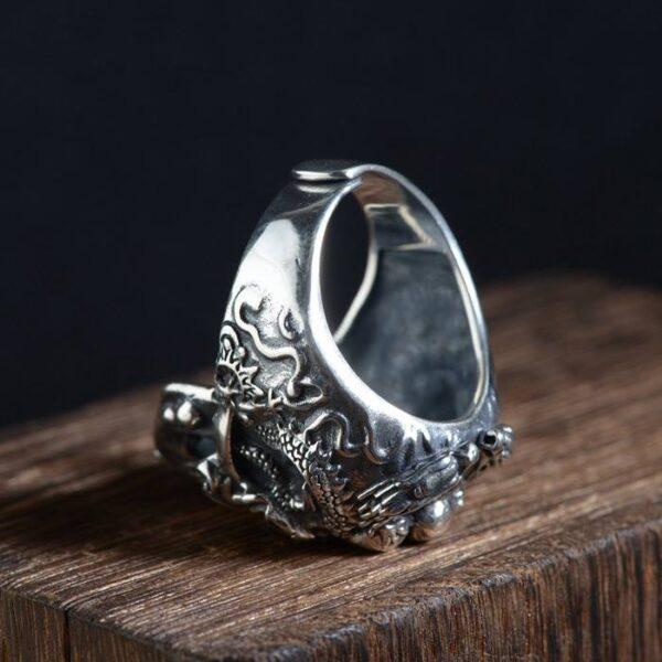 Evil Skull Ring