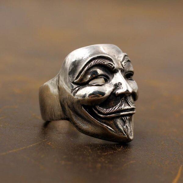 V for Vendetta Ring