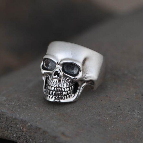 Vintage Skull Ring