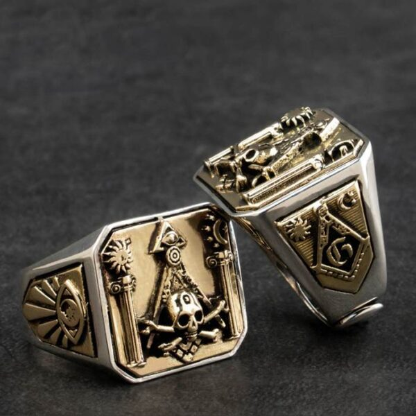 Game of Thrones Night King Sterling Silver Ring