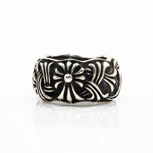Cross Patonce Ring