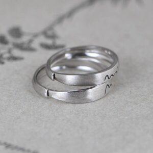 Couple Rings Set