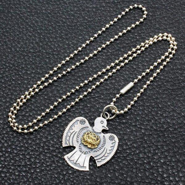 Thunderbird Pendant Necklace