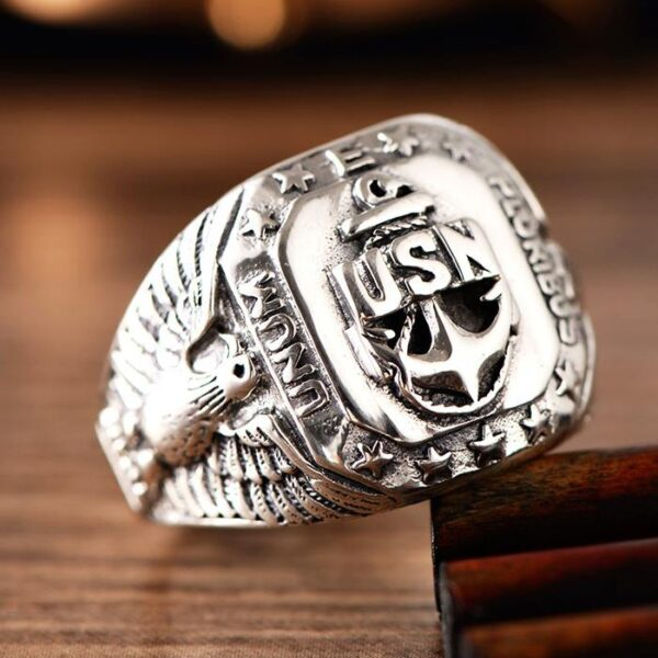 US Navy Military Ring