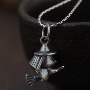Witch Charm Necklace
