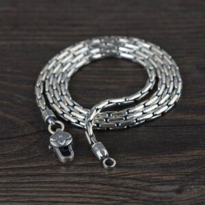 "20"" - 32"" Sterling Silver Coreana Chain Necklace"