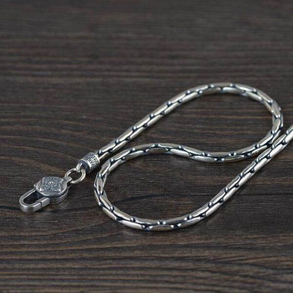 "20"" - 32"" Sterling Silver Coreana Chain Necklace"