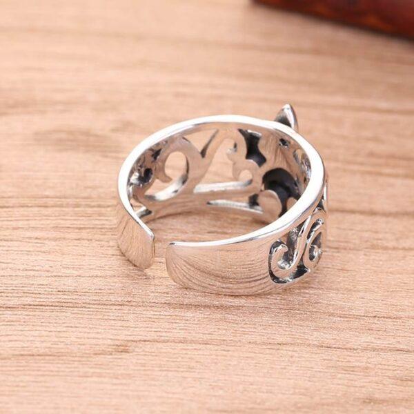 Fleur De Lis Ring