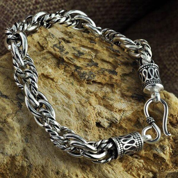 Plus Size Chain Bracelet