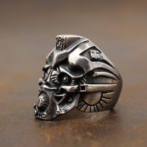 Transformers Bumblebee Ring