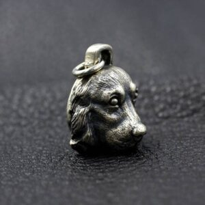 Labrador Retriever Dog Pendant