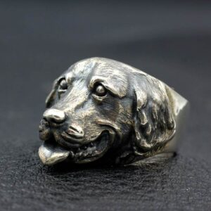 Labrador Retriever Dog Ring