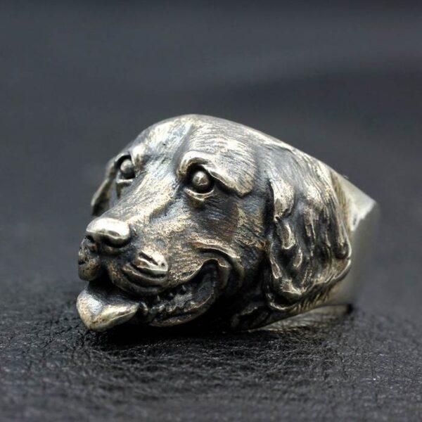 Labrador Retriever Dog Ring
