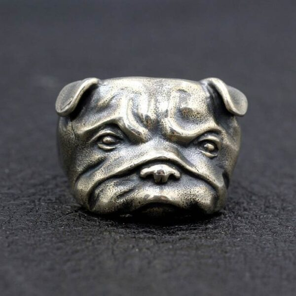 Pekingese Dog Ring