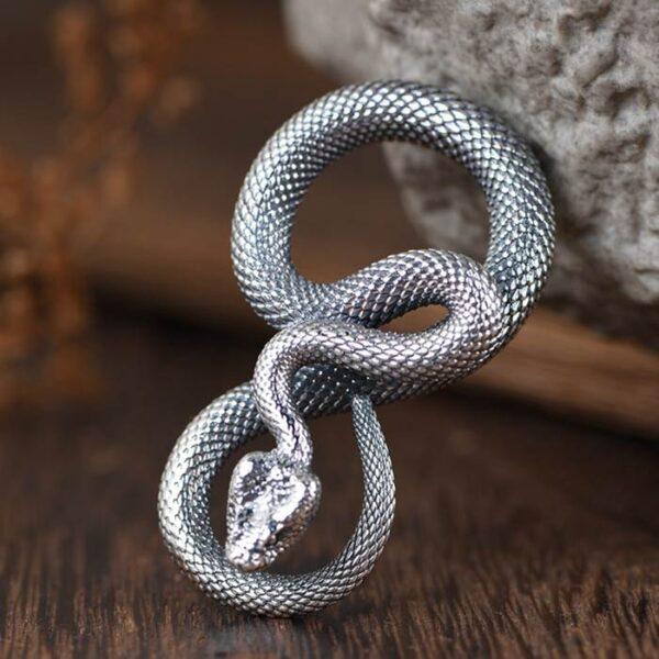 Mamba Snake Pendant