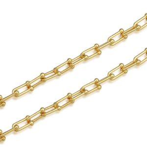 Horseshoe Chain Necklace
