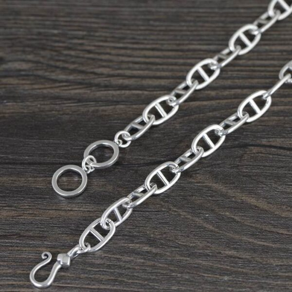 Marine Link Chain Necklace