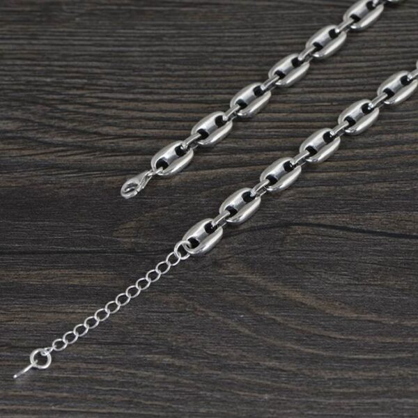 Oval Link All-Around Necklace