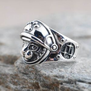 Cute Kitty Ring