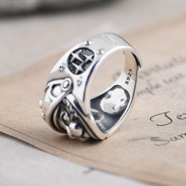Cute Kitty Ring