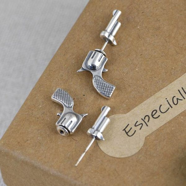 Revolver Earrings