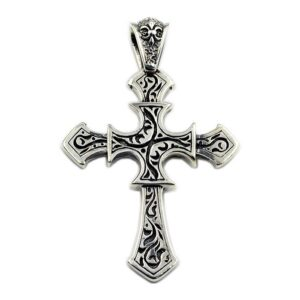 Big Cross Pendant
