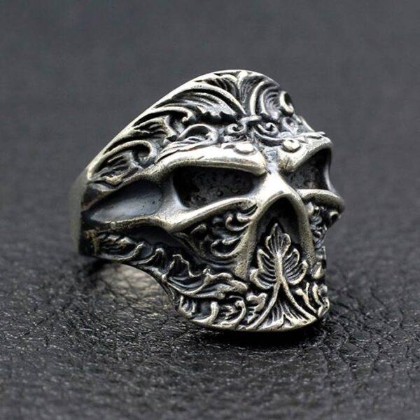 Ninja Skull Ring