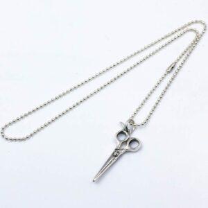 Scissors Pendant Necklace