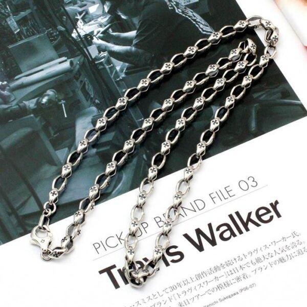 Silver Long Chain